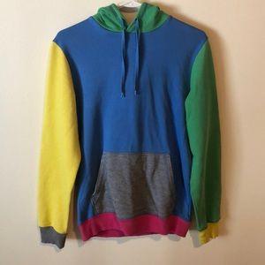 Multi-Colored Hoodie
